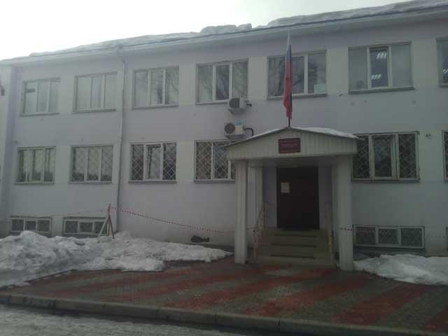 Зеленогорский городской суд Красноярского края